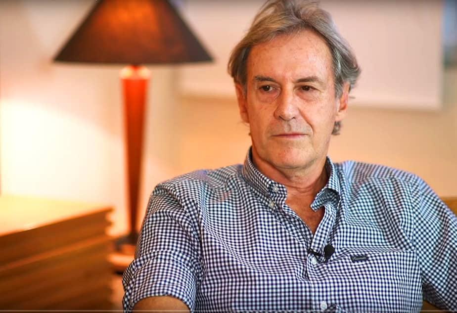 Guilherme Affonso Ferreira, um dos maiores investidores do Brasil.