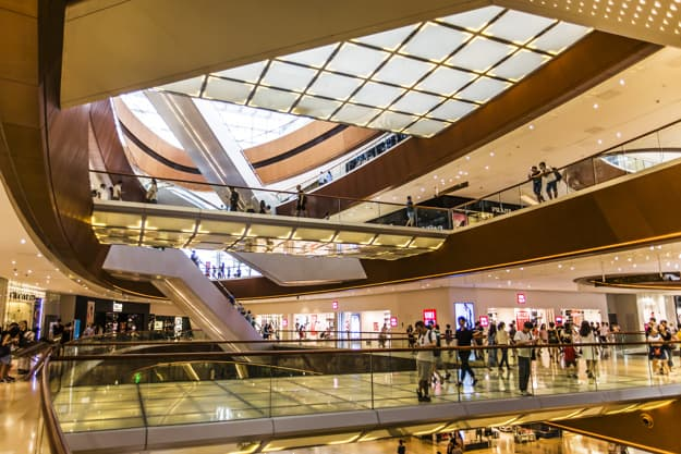 Fundos de Shoppings Centers