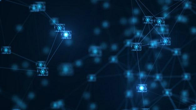 Como funcionam as transações na blockchain?