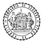 Logo CIA SEGUROS ALIANÇA DA BAHIA